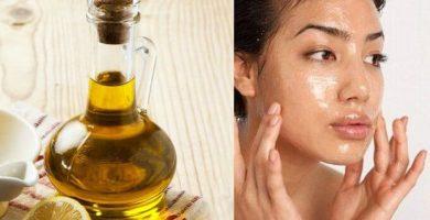 aceite de oliva y limon ayuda a quitar las manchas
