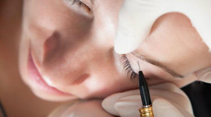 efectos secundarios de micropigmentacion en las cejas