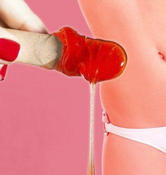 que hacer para depilar la vagina con cera caliente