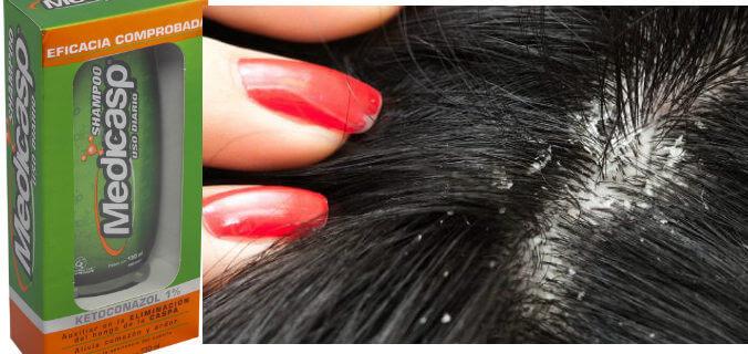 cuales son los beneficios del shampoo medicasp