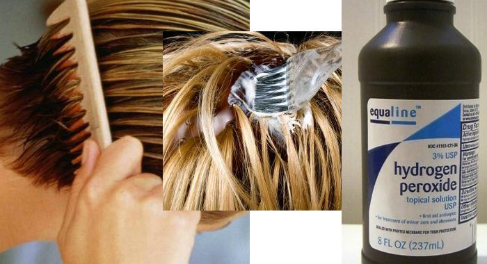 para qué sirve el peróxido en el cabello y diferencias volumen