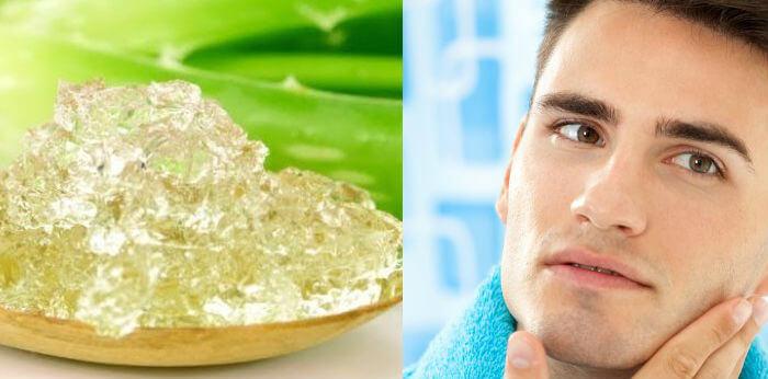 beneficios de utilizar aloe vera en la cara