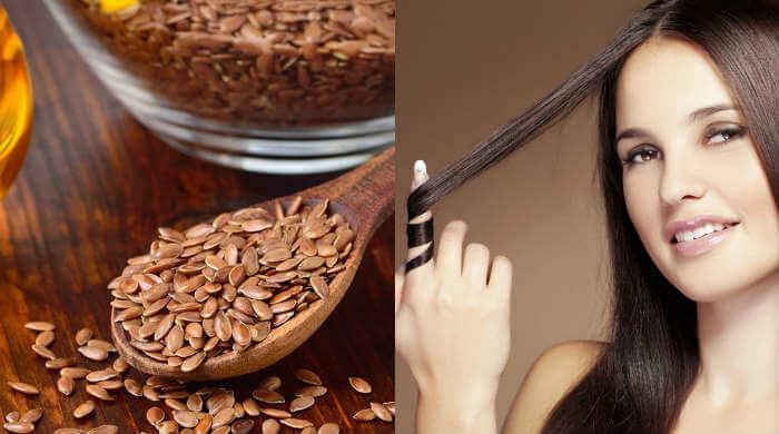 ¿Para qué sirve la linaza en el cabello?