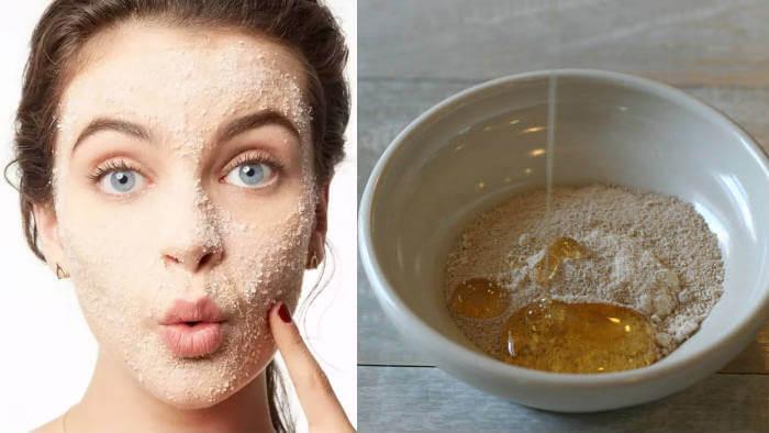 ventajas de la avena en la piel