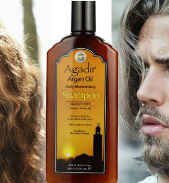 shampoo de argan para que sirve