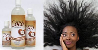 para que sirve el shampoo de coco